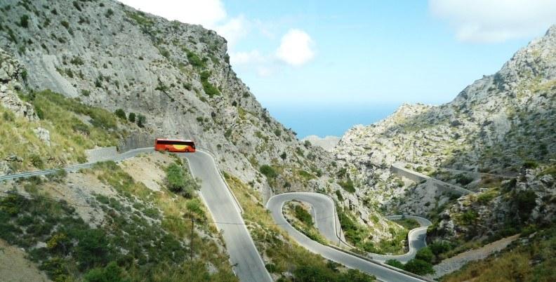 carretera calobra