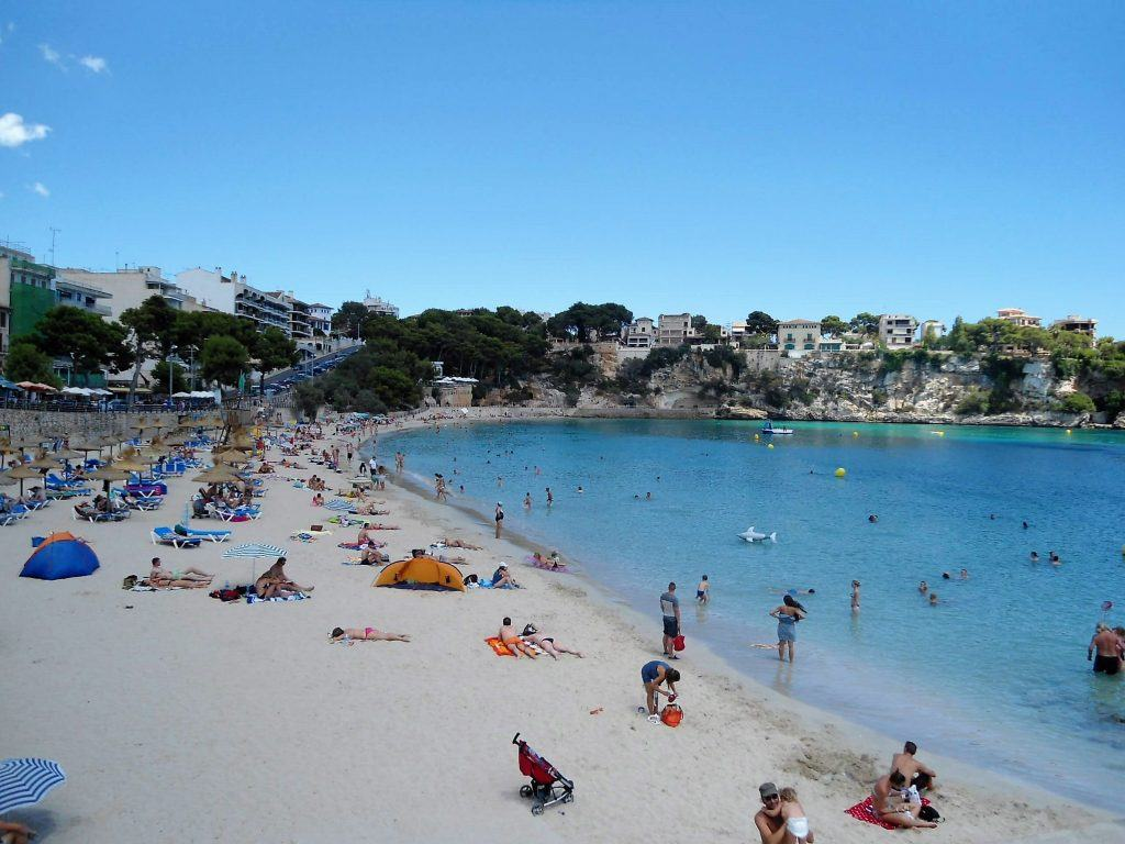 playa de porto cristo