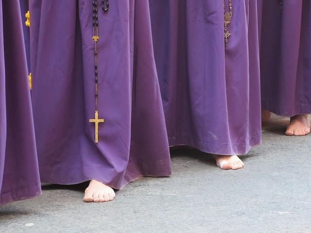 Procesiones de semana santa en mallorca